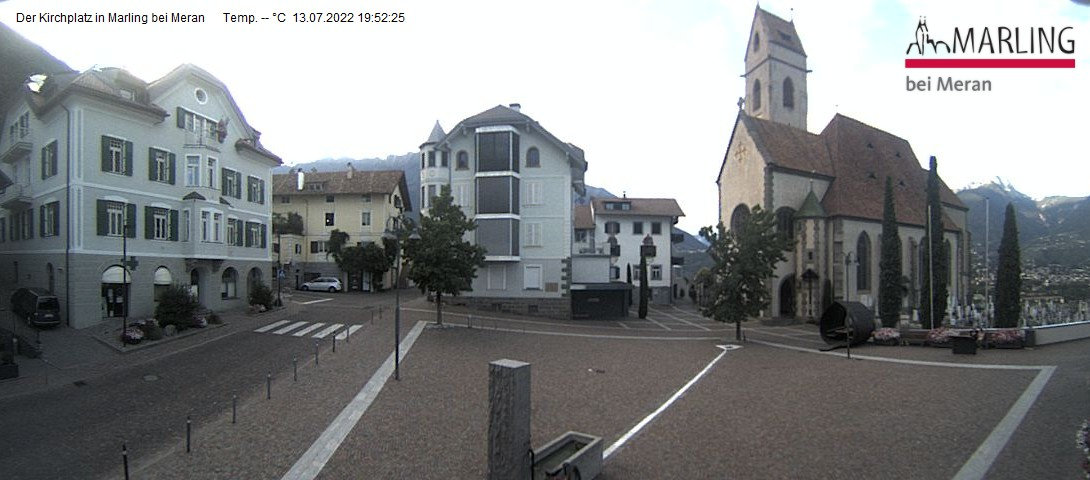 Webcam in Marling