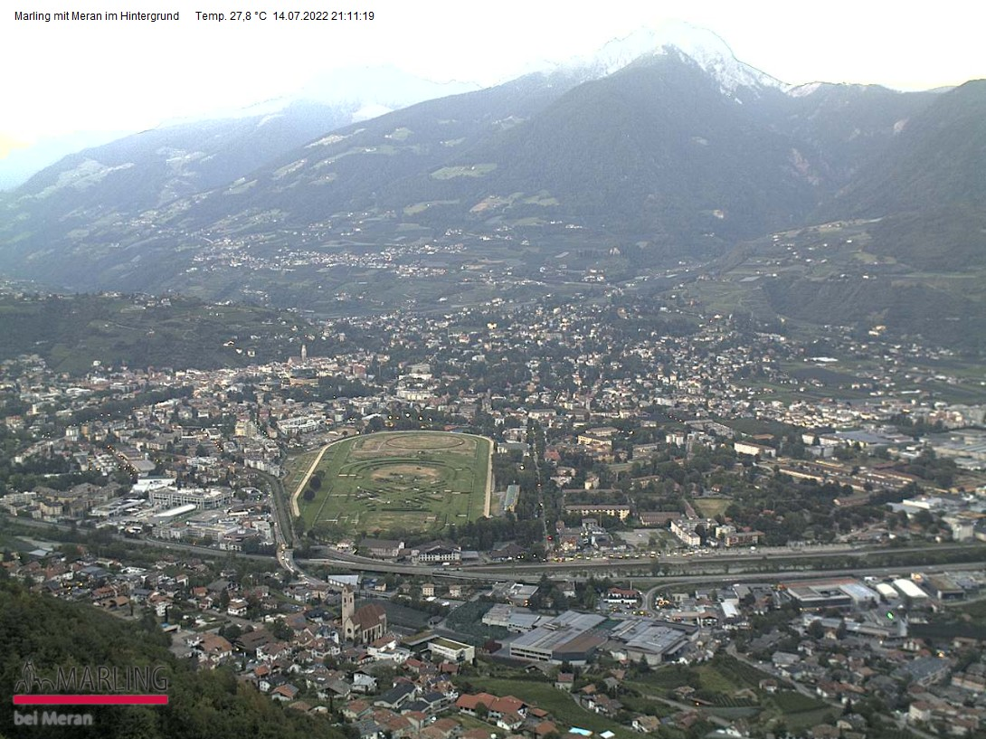 Marling mountain