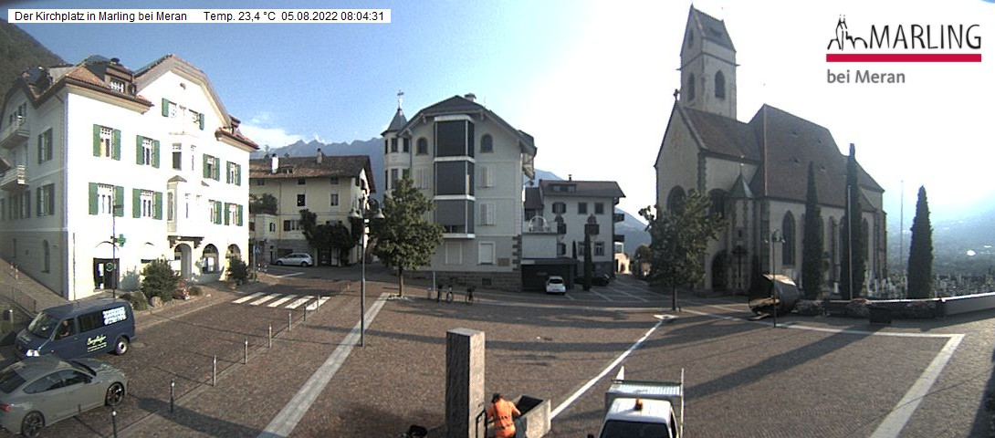 Webcam in Marlegno