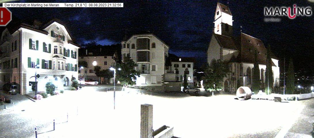 Marling Kirchplatz